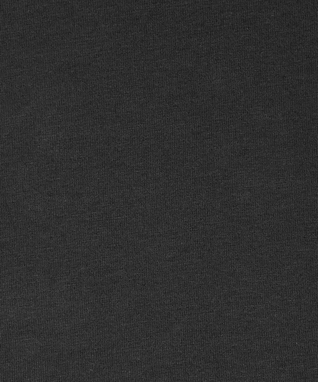 Lululemon Cates Tee - Black