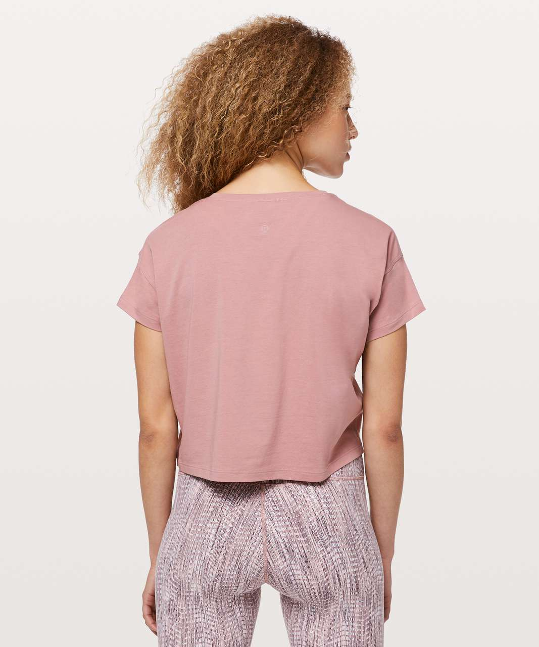 Lululemon Cates Tee - Copper Coil