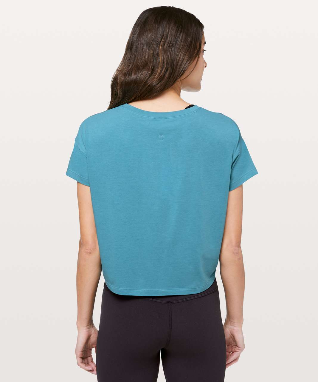 Lululemon Cates Tee - Marlin