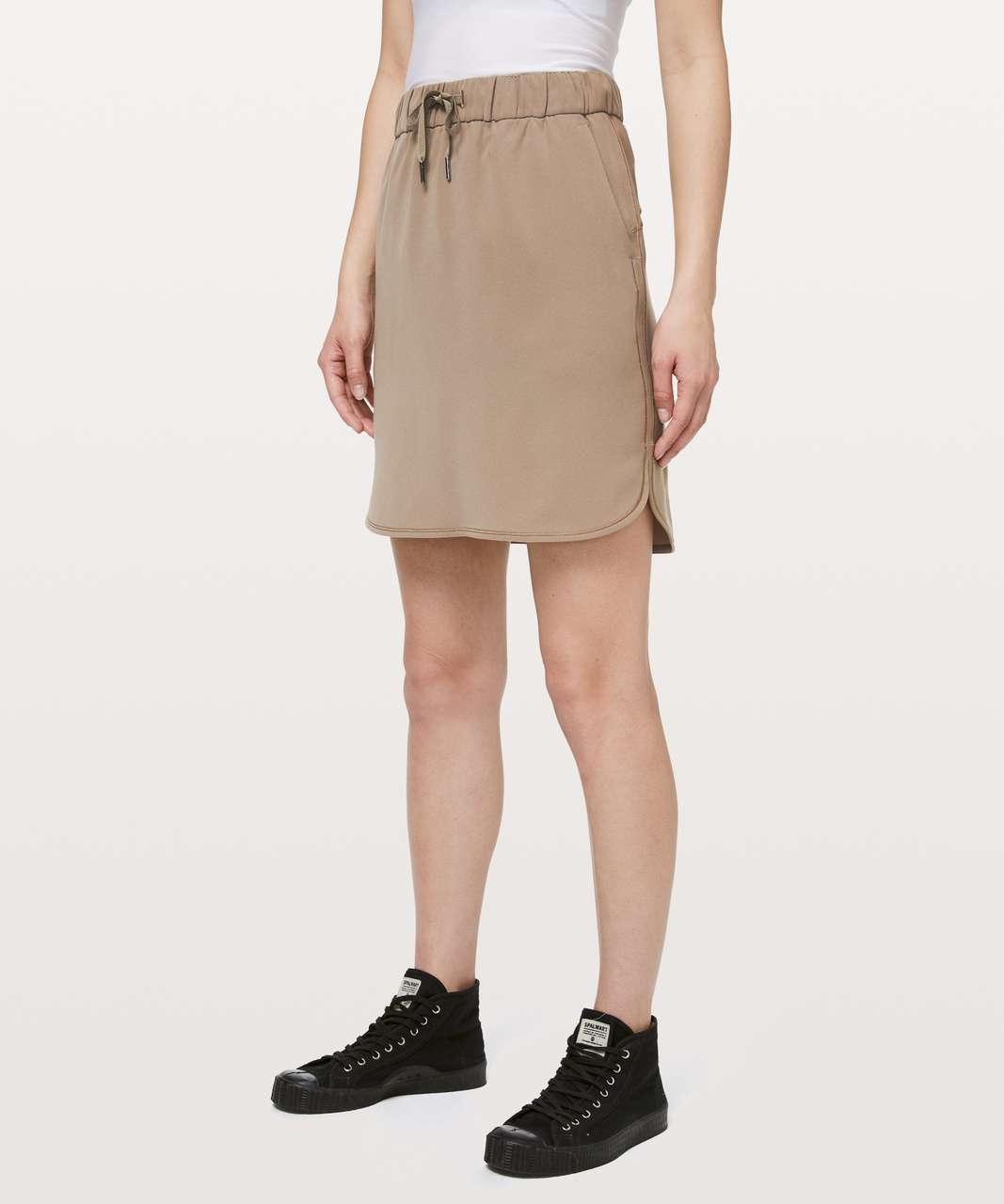 Lululemon On The Fly Skirt *Woven - Frontier