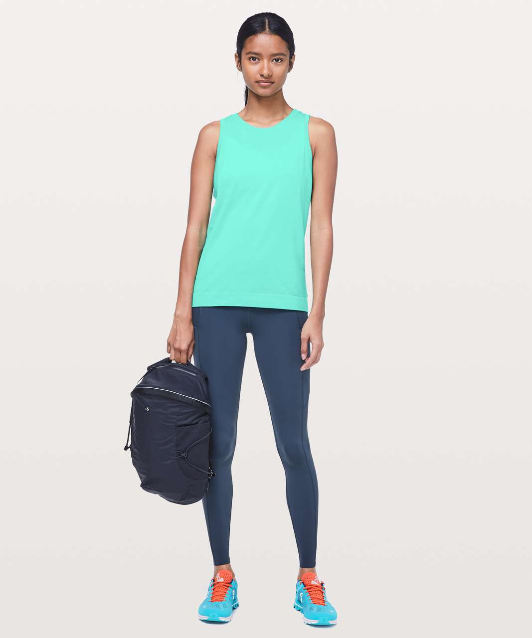 Lululemon Swiftly Breeze Tank - Bali Breeze / Bali Breeze