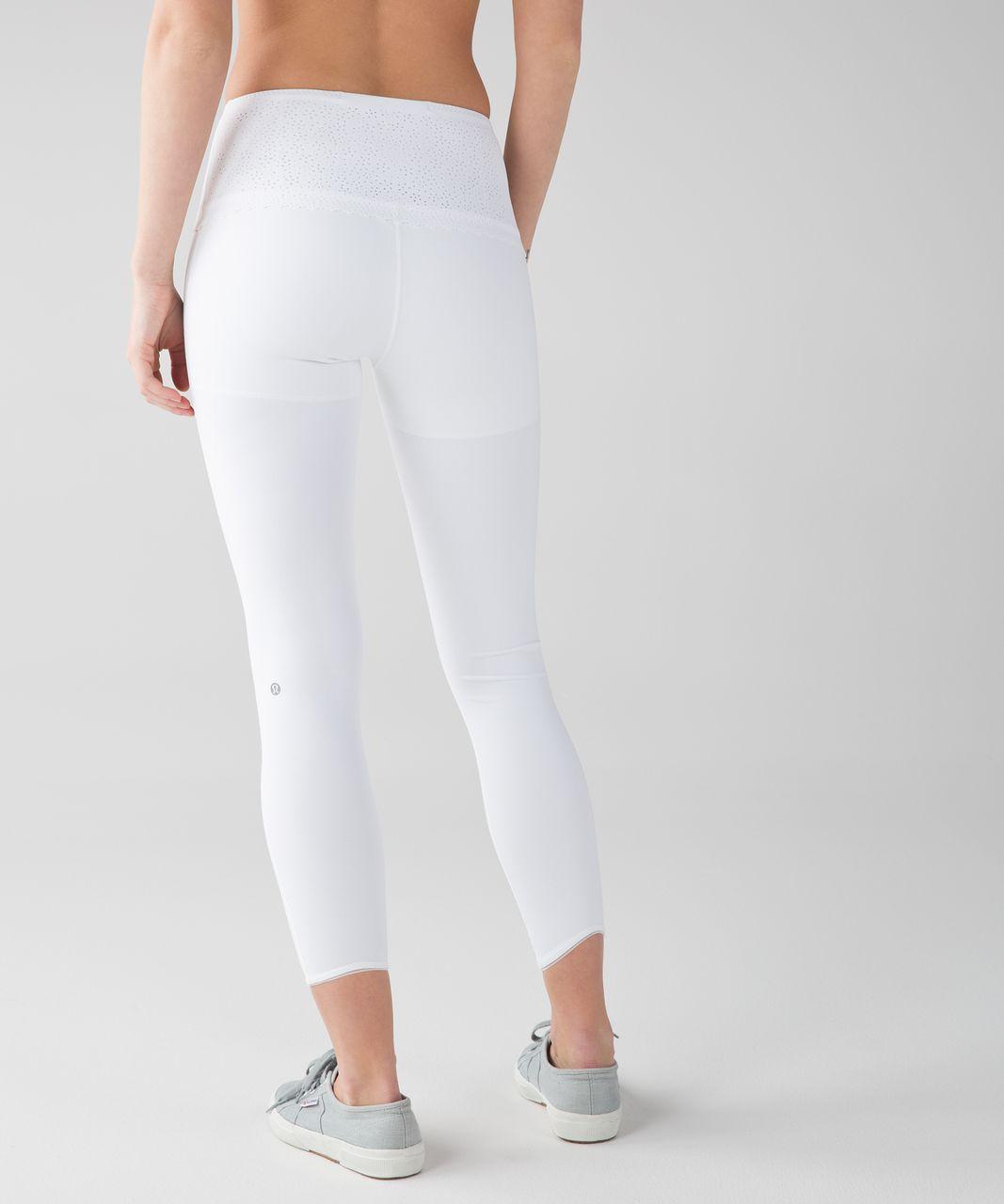 Lululemon Free Spirit Pant - White