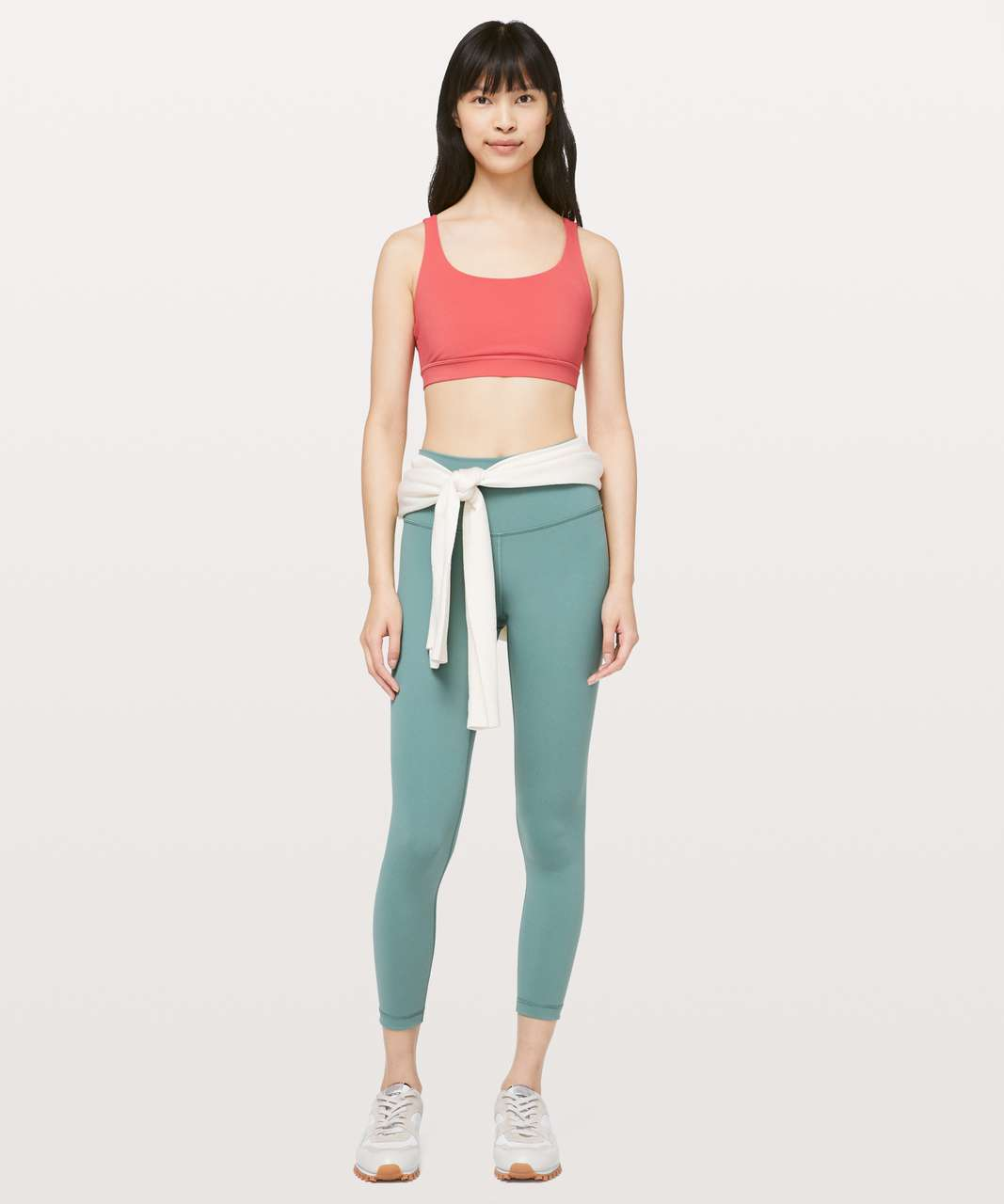 "Lululemon Wunder Under High-Rise 7/8 Tight *Full-On Luxtreme 25"" - Frosted Pine"
