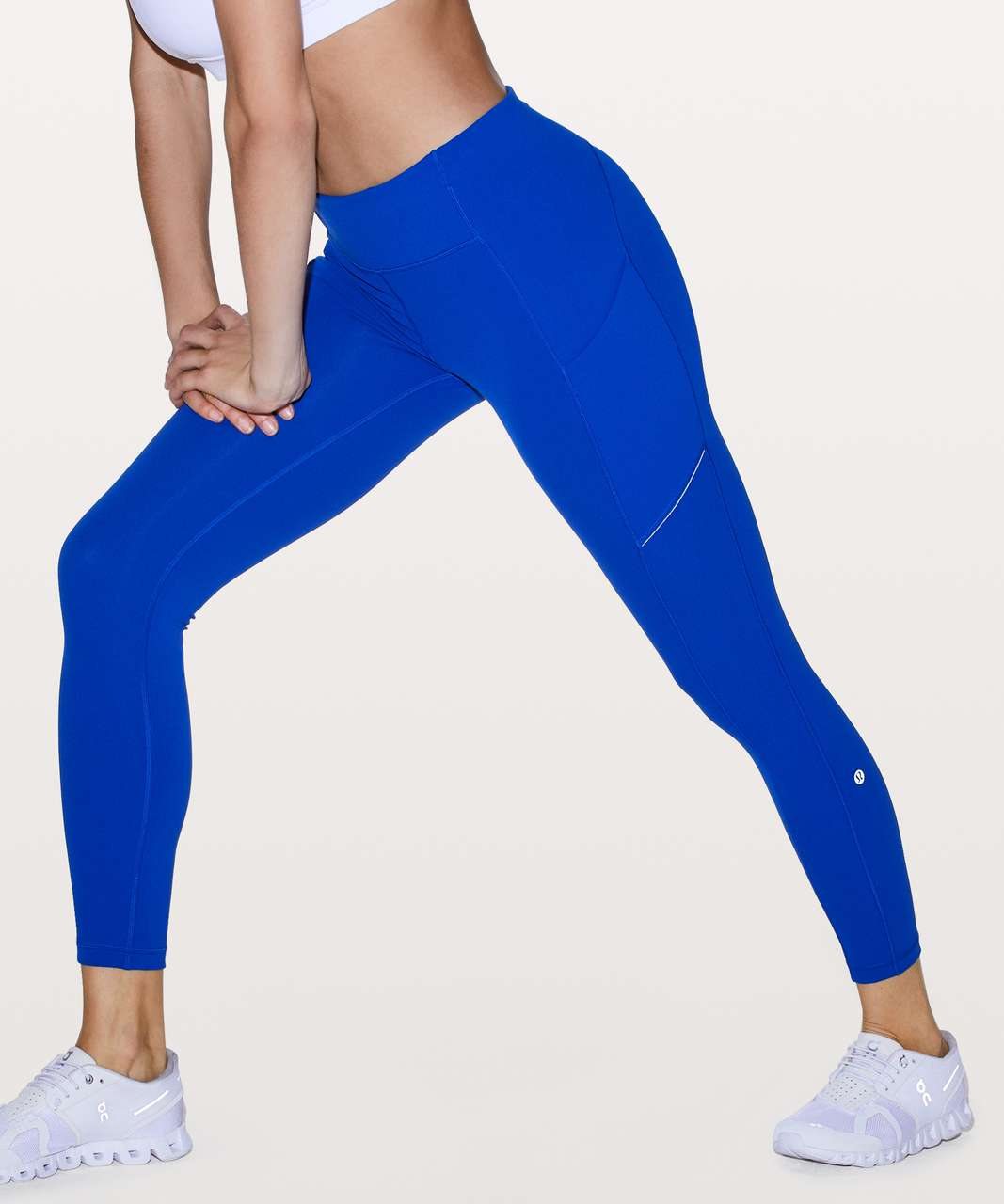 Lululemon Speed Up 7/8 Tight - Jet Stream