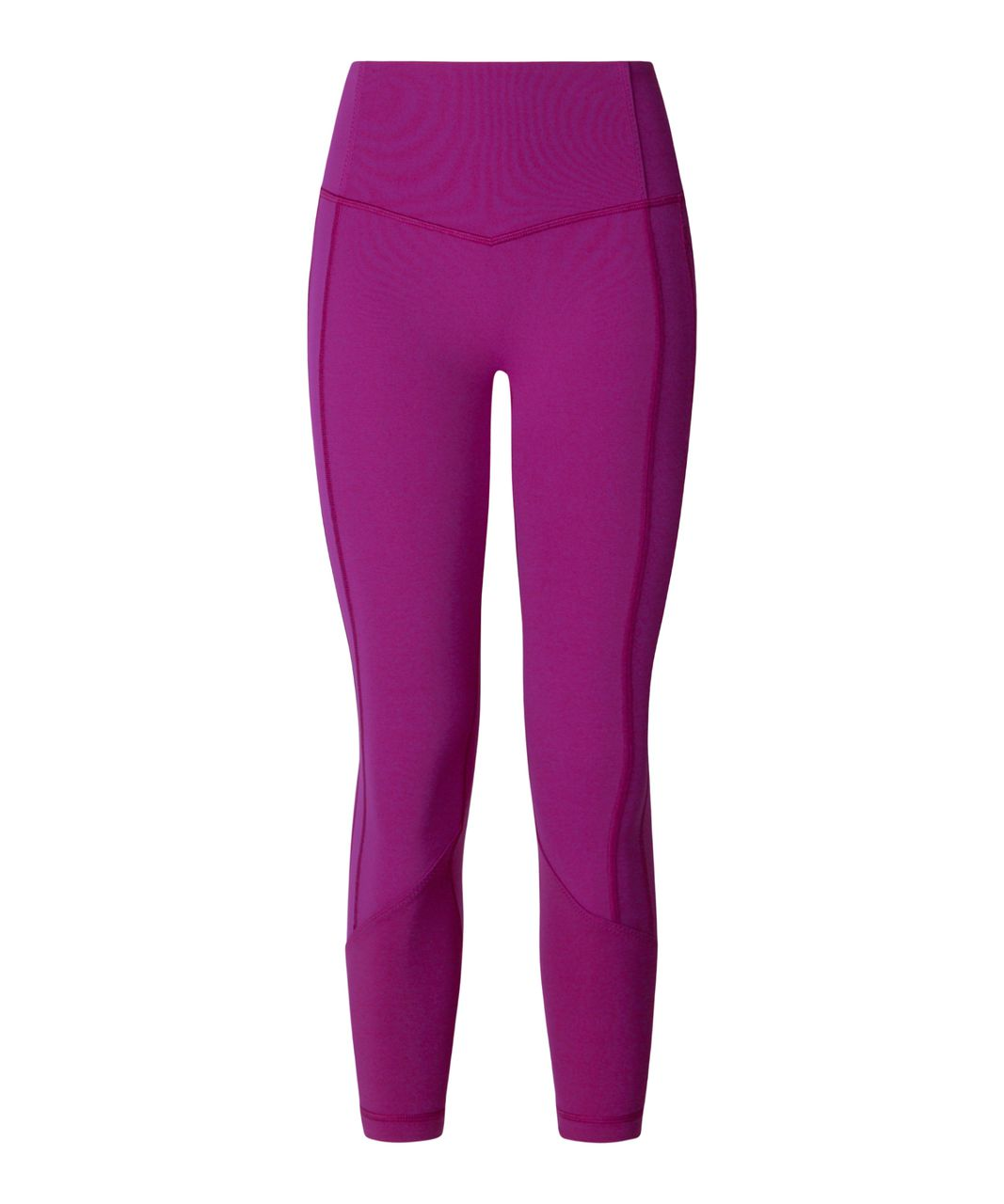 Lululemon All The Right Places Crop II - Regal Plum