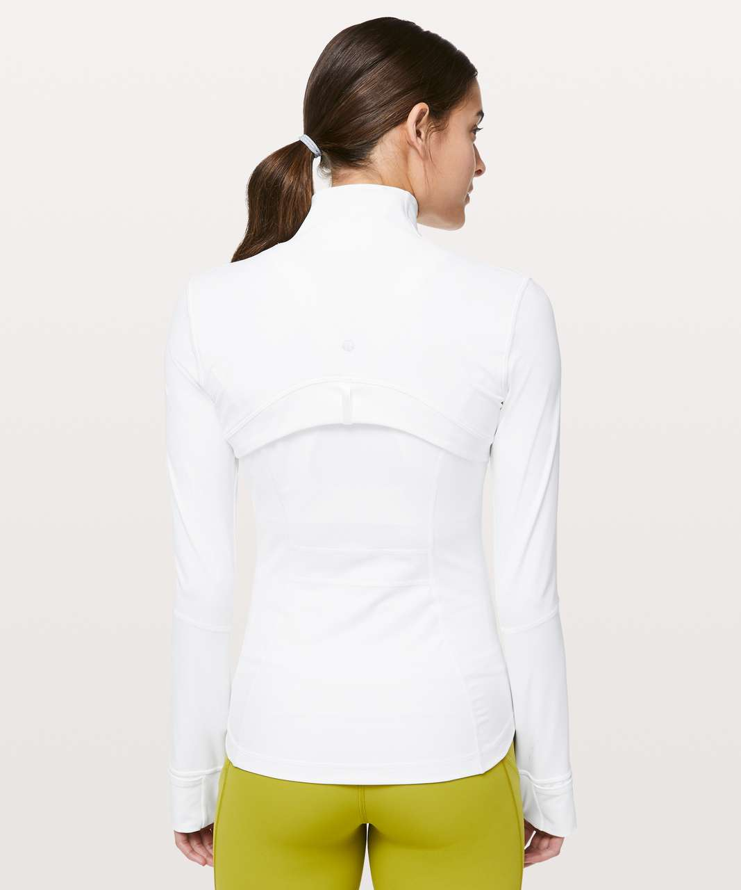 Lululemon Define Jacket *Nulux - White