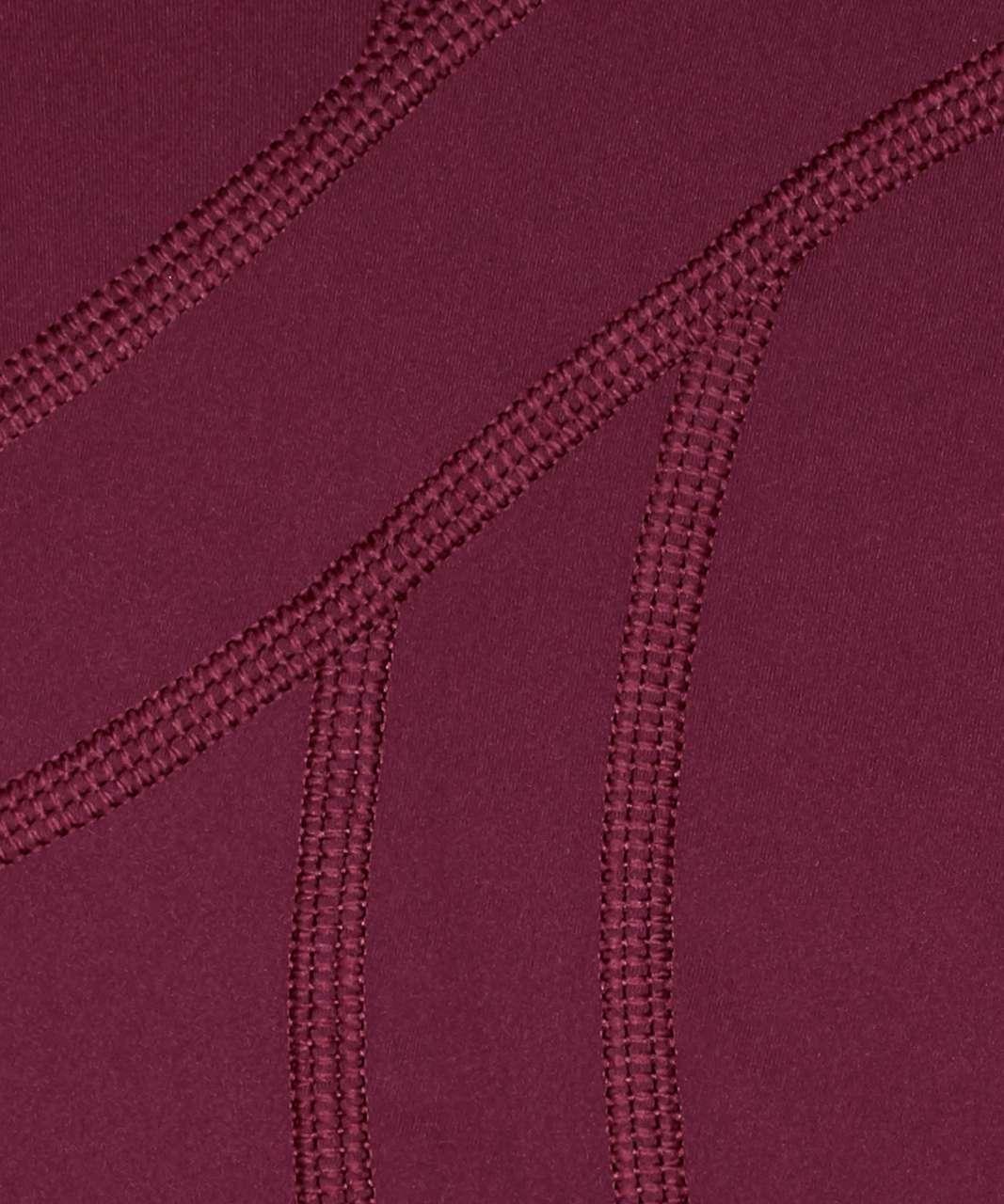 Lululemon Define Jacket *Nulux - Deep Ruby