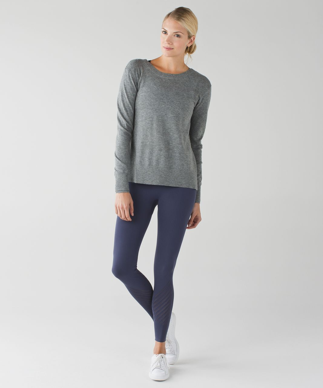 Lululemon Enlighten Tight - Cadet Blue