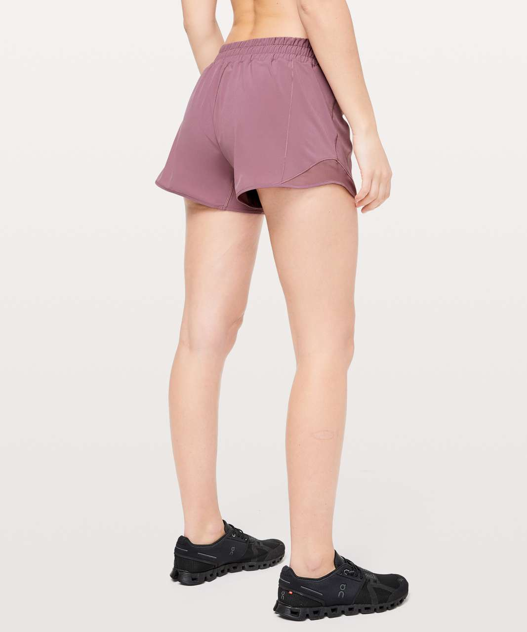 "Lululemon Hotty Hot Short II *Long 4"" - Figue"