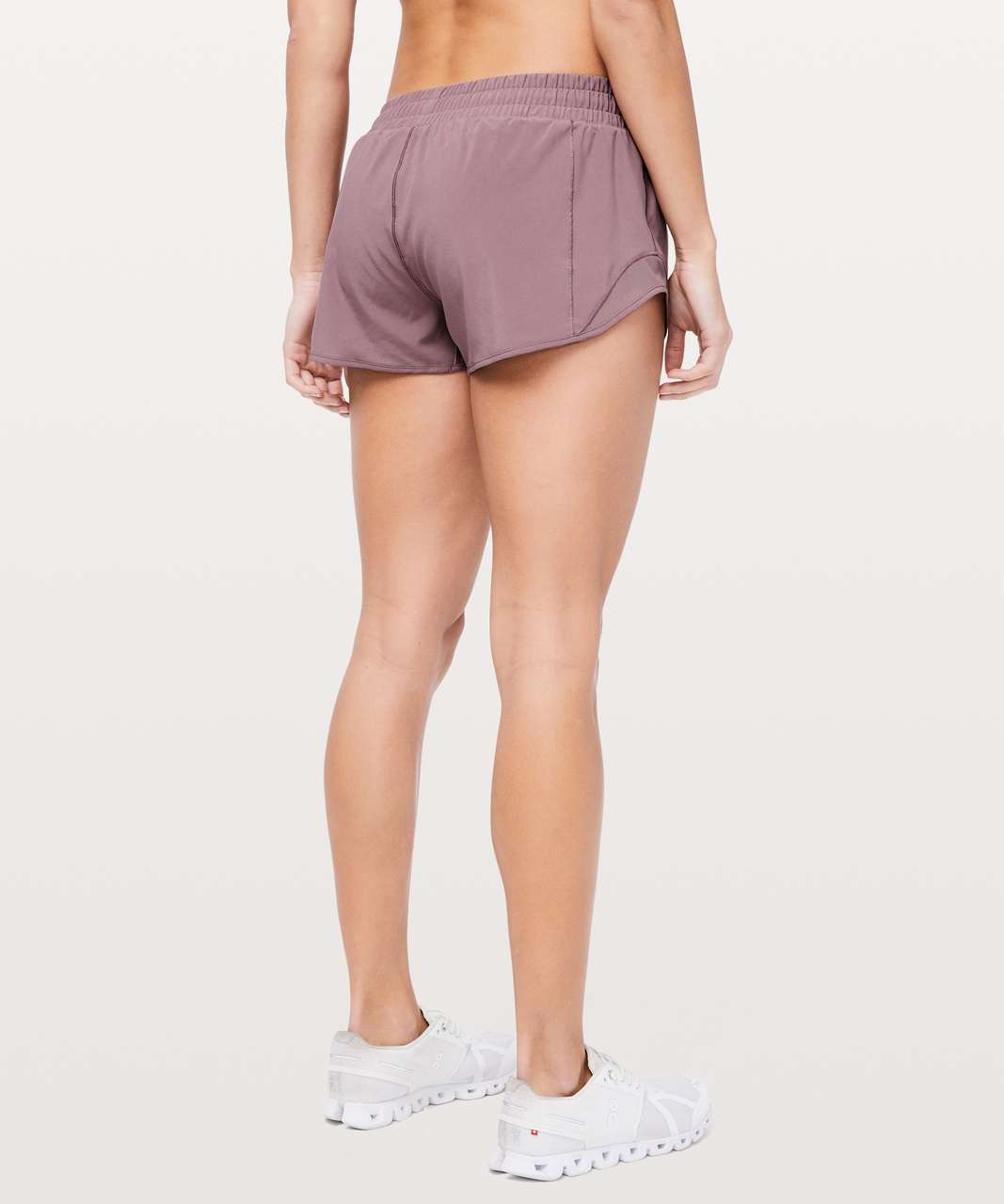 "Lululemon Hotty Hot Short II *2.5"" - Figue"