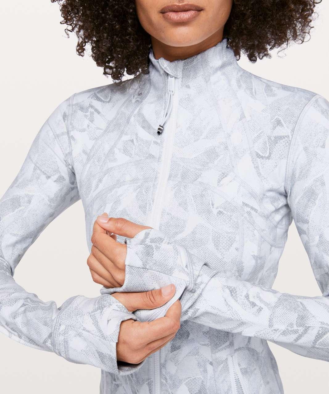 Lululemon Define Jacket - Jasmine White Multi