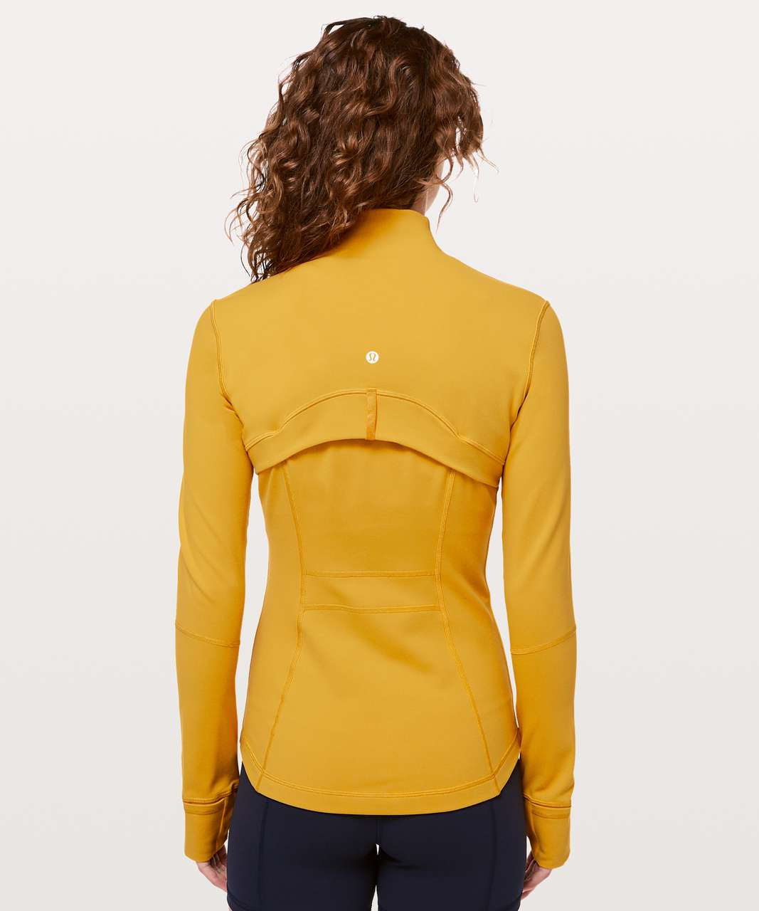 Lululemon Define Jacket - Honey Lemon