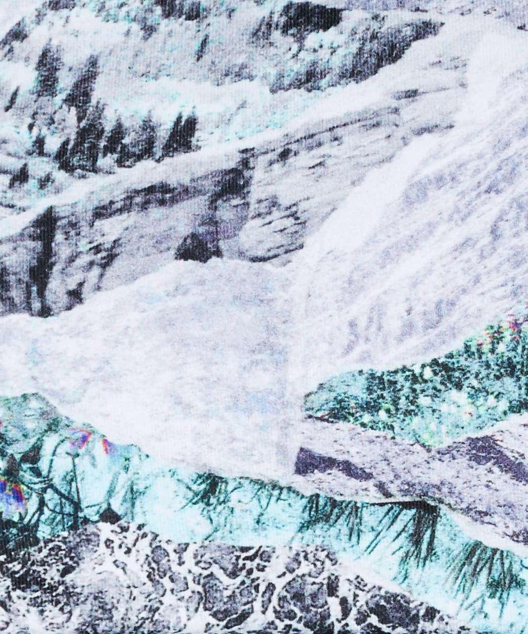 Lululemon Free To Be Bra (Wild) - Springscape Multi