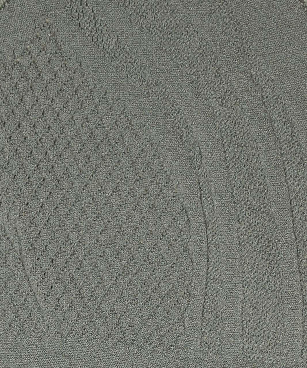 Lululemon Uncover Me Bralette - Grey Sage / Sandlot