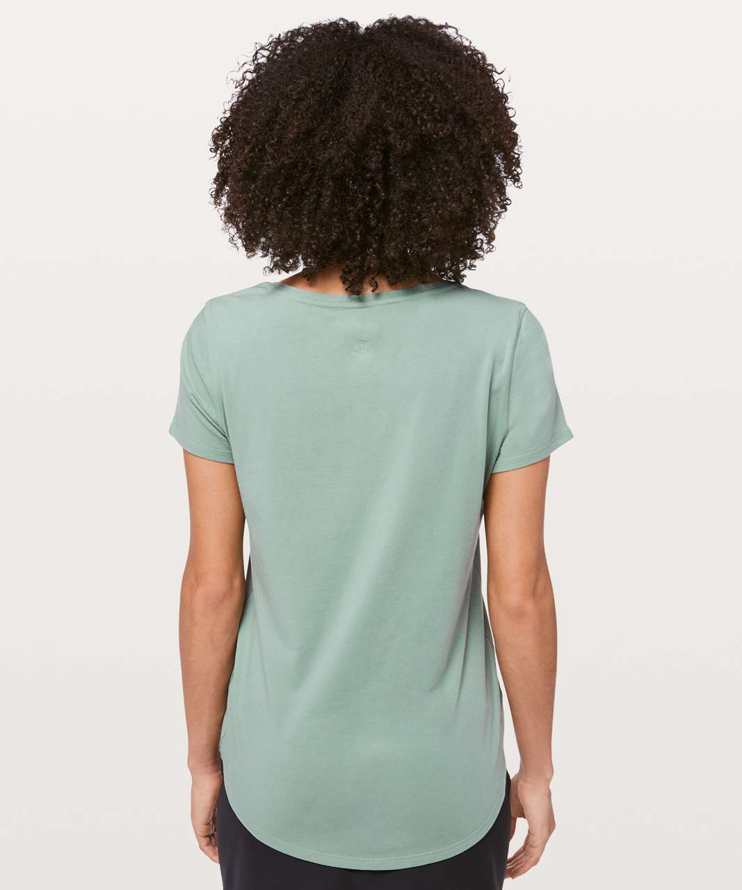 Lululemon Love Tee V - Palm Court