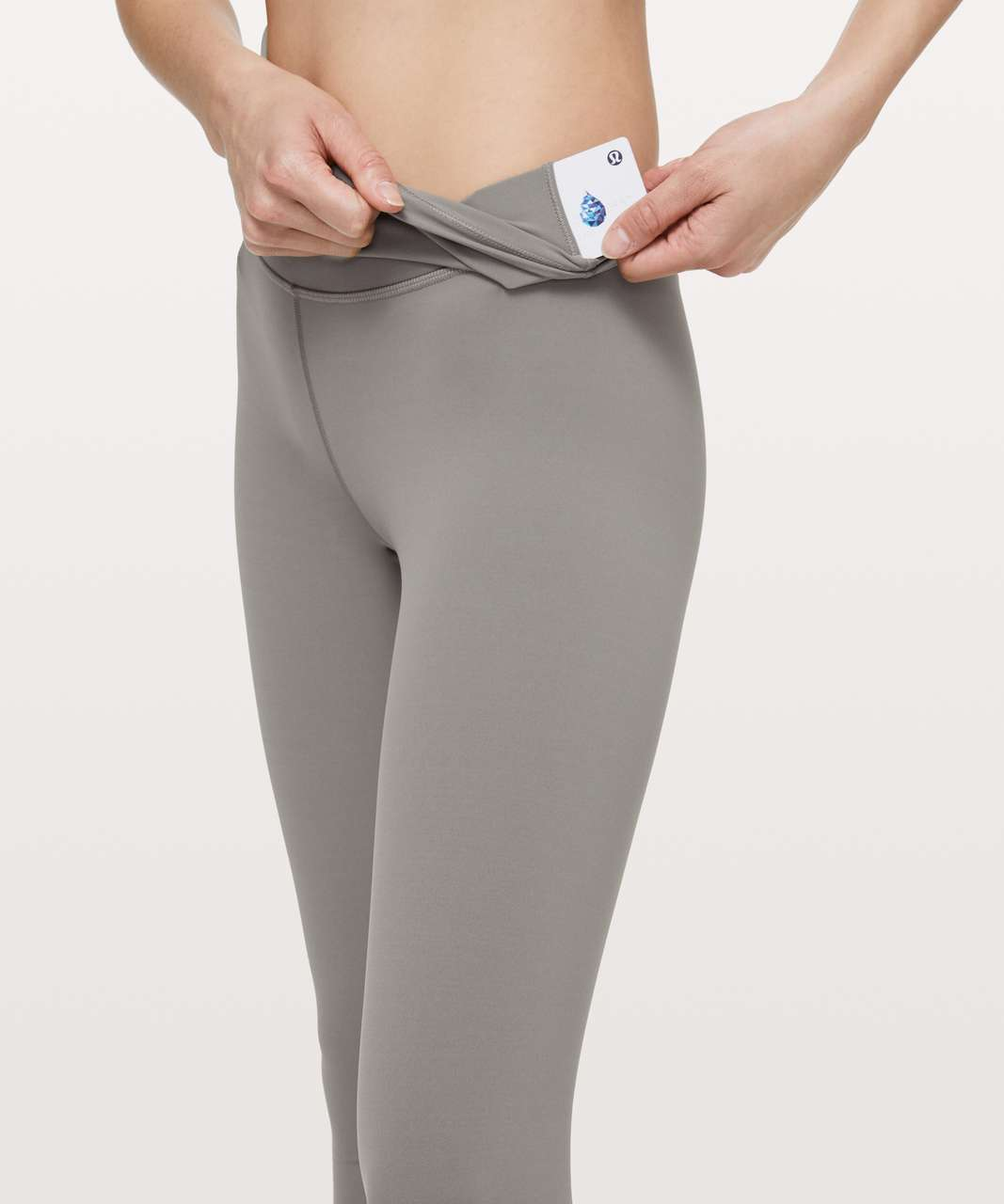 """Lululemon Wunder Under High-Rise Tight 31"""" *Full-On Luxtreme - Carbon Dust"""