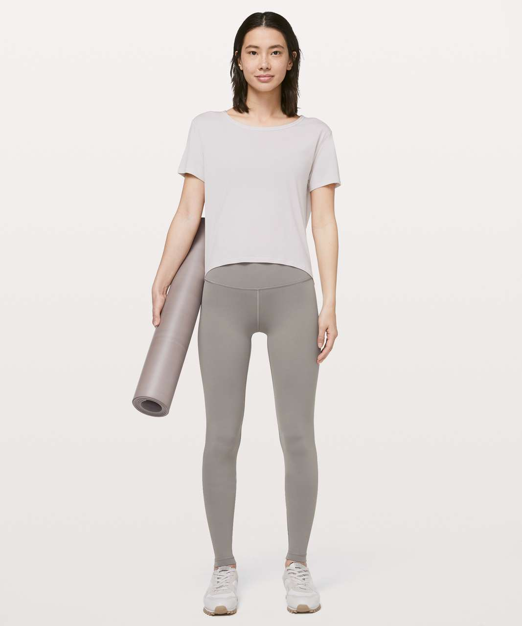 "Lululemon Wunder Under High-Rise Tight 31"" *Full-On Luxtreme - Carbon Dust"