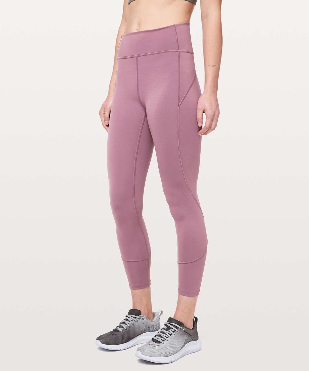 "Lululemon In Movement Tight 25"" *Everlux - Figue"