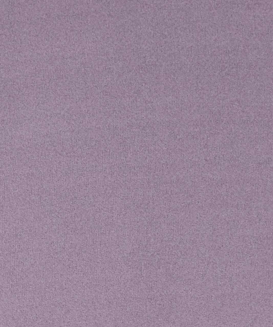 "Lululemon Align Crop *21"" - Graphite Purple"