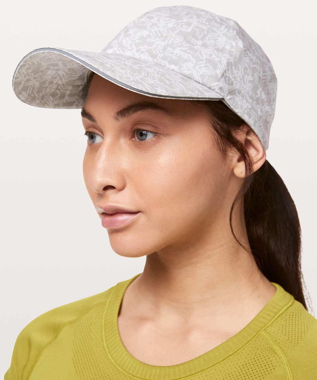 48f334c4 Lululemon Baller Hat Run - Prism Dash Alpine White French Clay - lulu  fanatics
