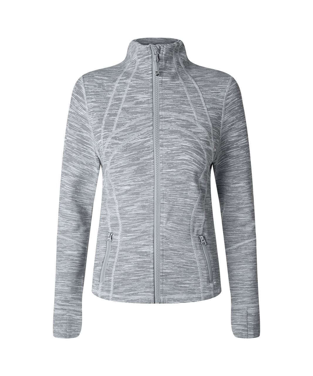Lululemon Define Jacket - Wee Are From Space Silver Spoon