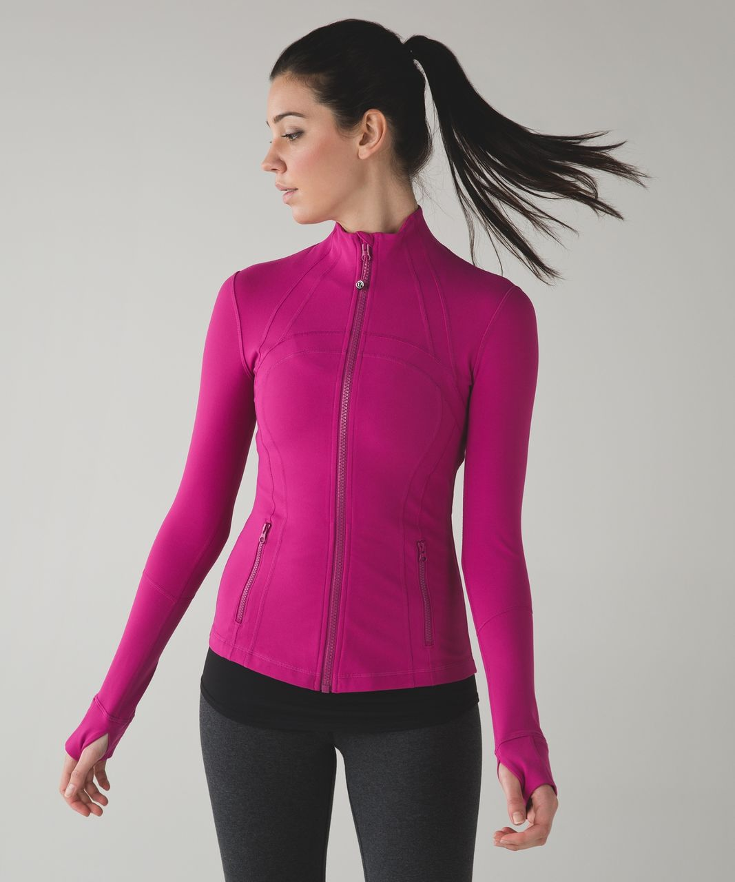 Lululemon Define Jacket - Raspberry