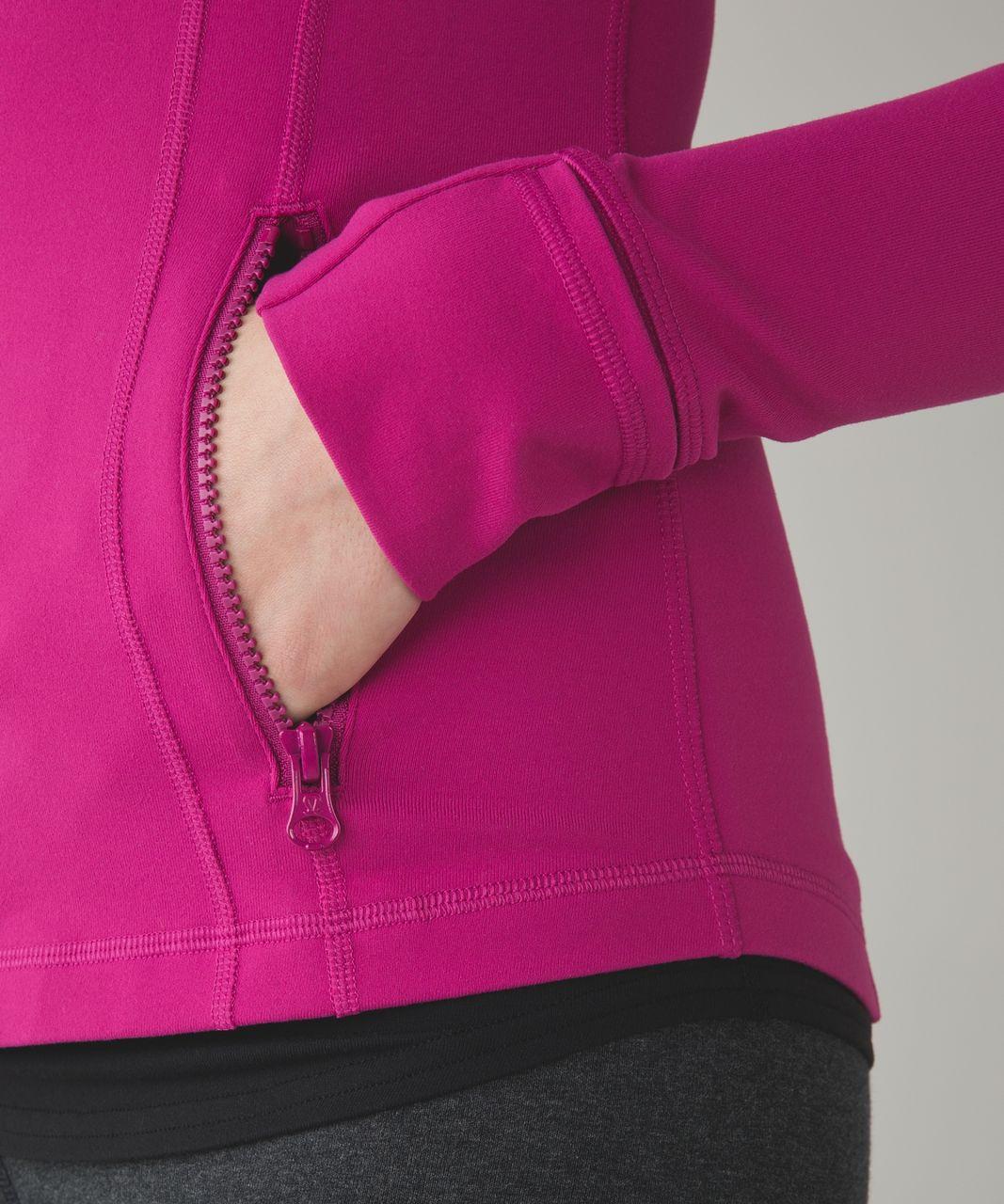Lululemon Define Jacket - Raspberry