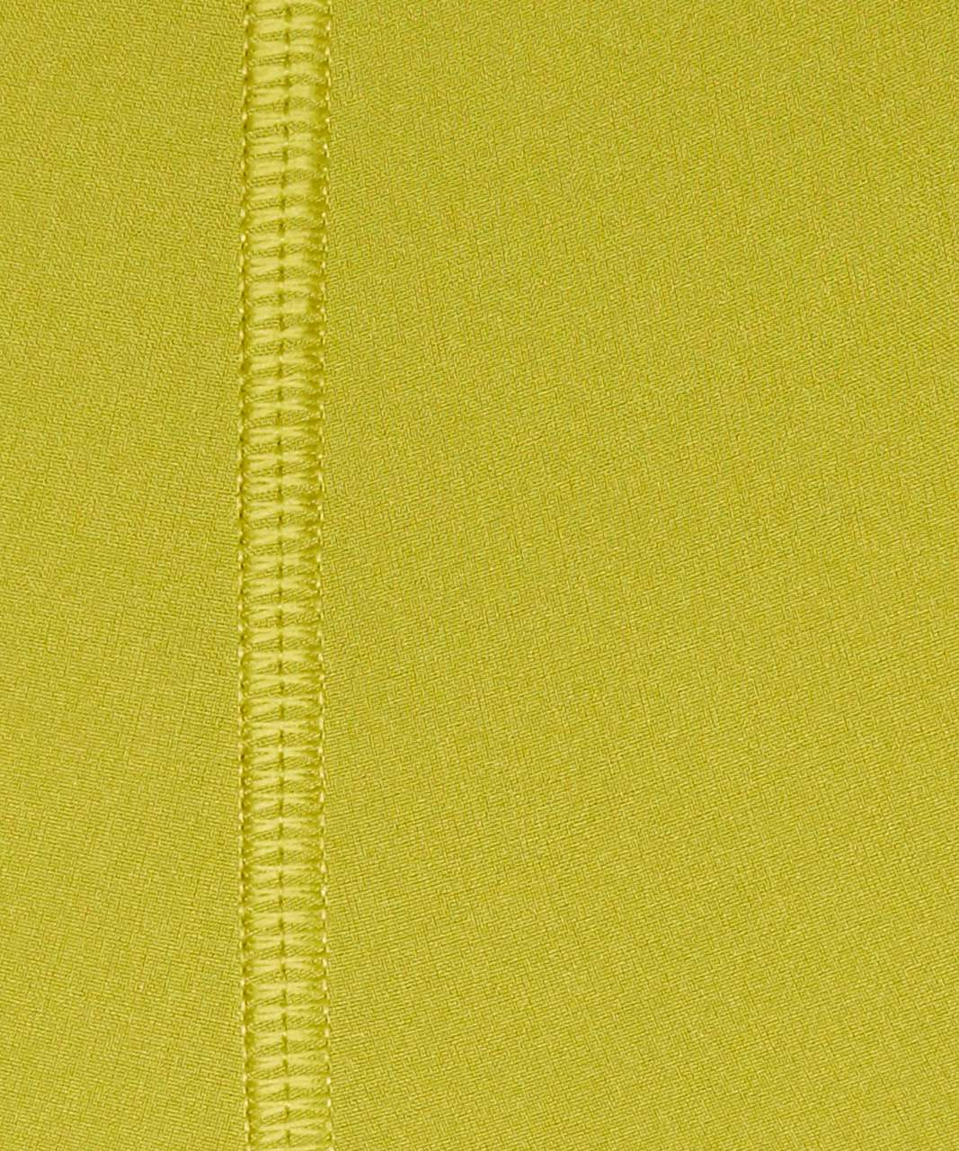 "Lululemon Hotty Hot Short II *Long 4"" - Golden Lime"