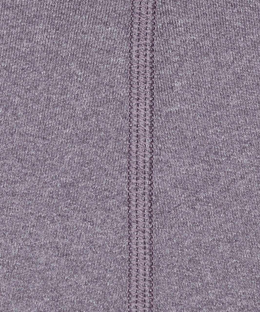 Lululemon Cool Racerback II - Heathered Graphite Purple