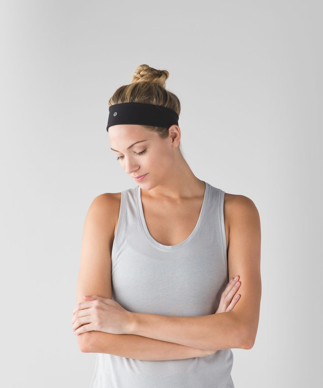 Lululemon Fly Away Tamer Headband 2.0 - Black