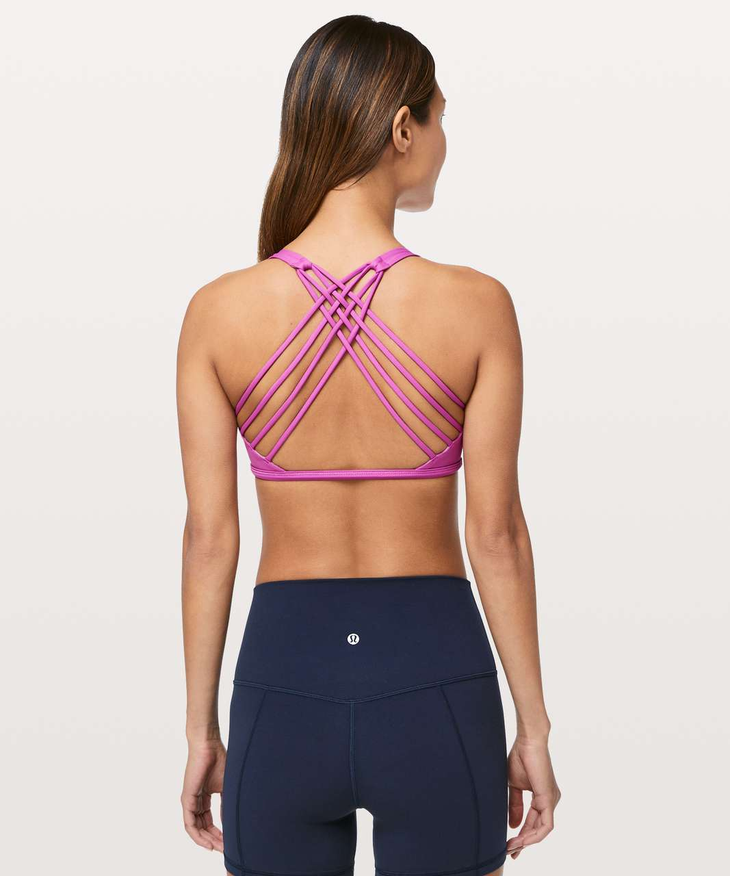 Lululemon Free To Be Bra (Wild) - Hyacinth