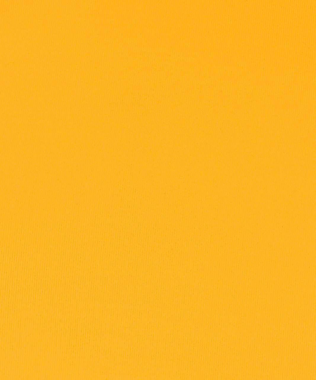 Lululemon Free To Be Serene Bra *High Neck - Honey Lemon
