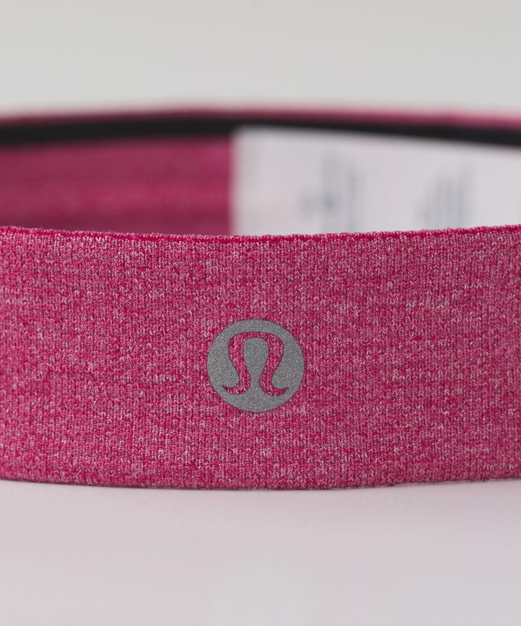 Lululemon Cardio Cross Trainer Headband - Heathered Berry Rumble