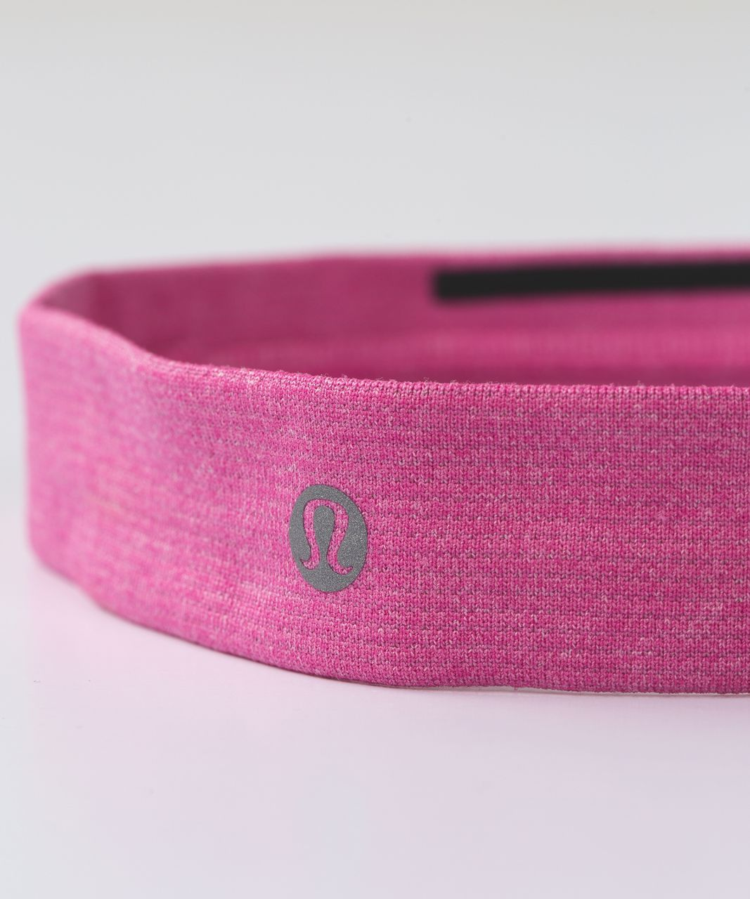 Lululemon Cardio Cross Trainer Headband - Heathered Pink Paradise