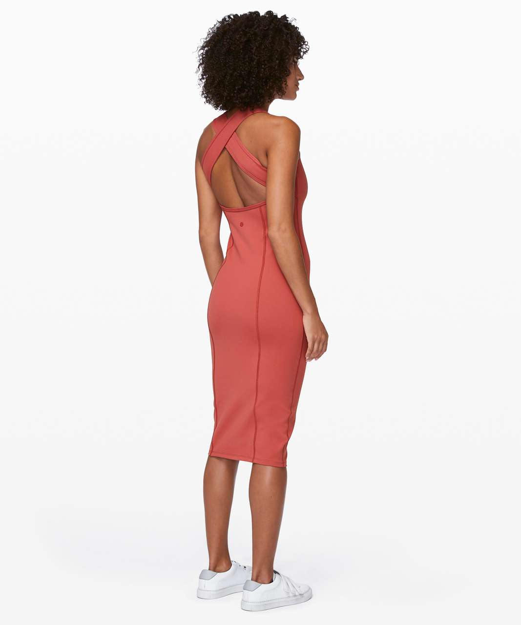 100070f84eccca Lululemon Picnic Play Dress - Brick Rose - lulu fanatics