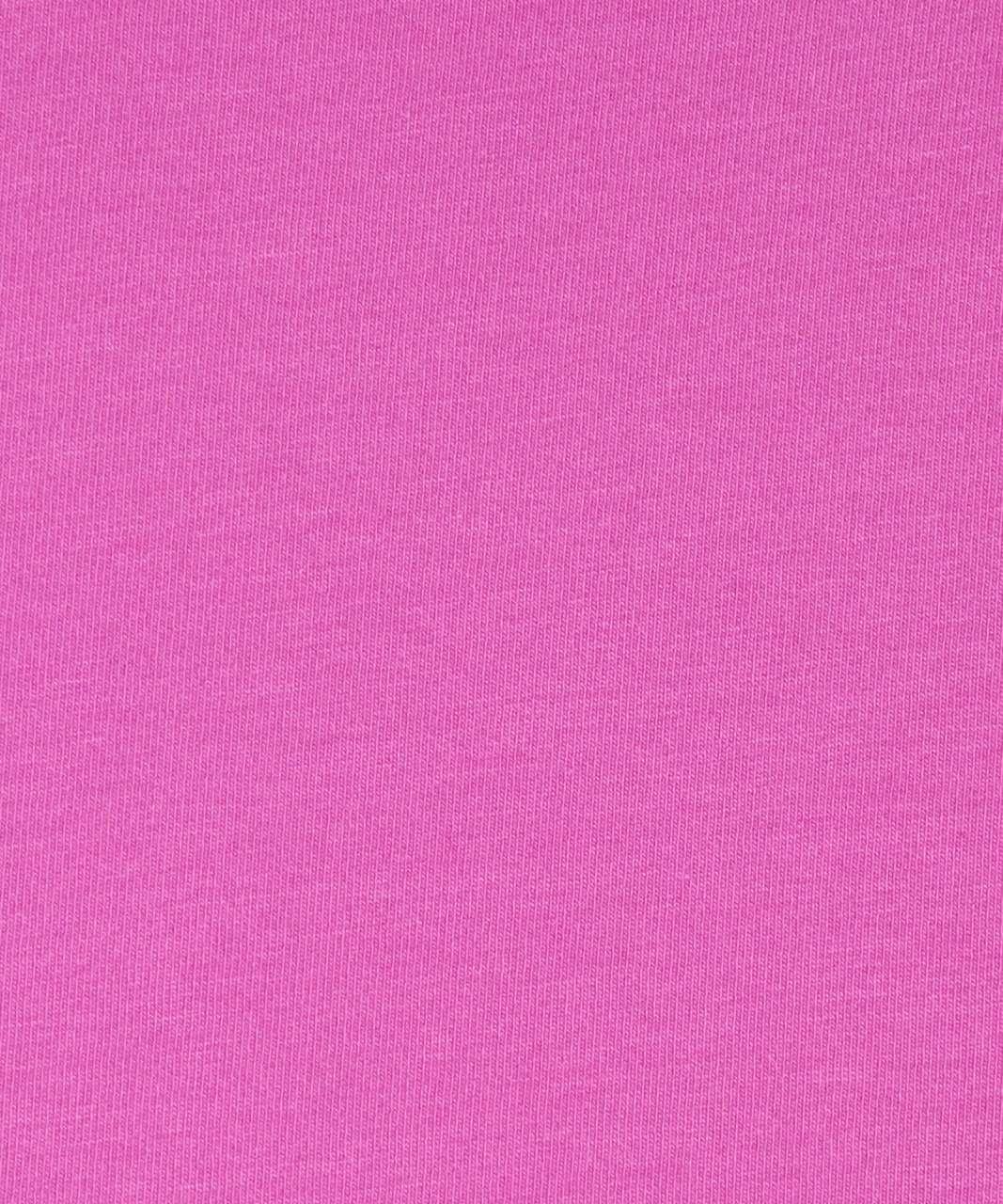 Lululemon Love Tee V - Hyacinth