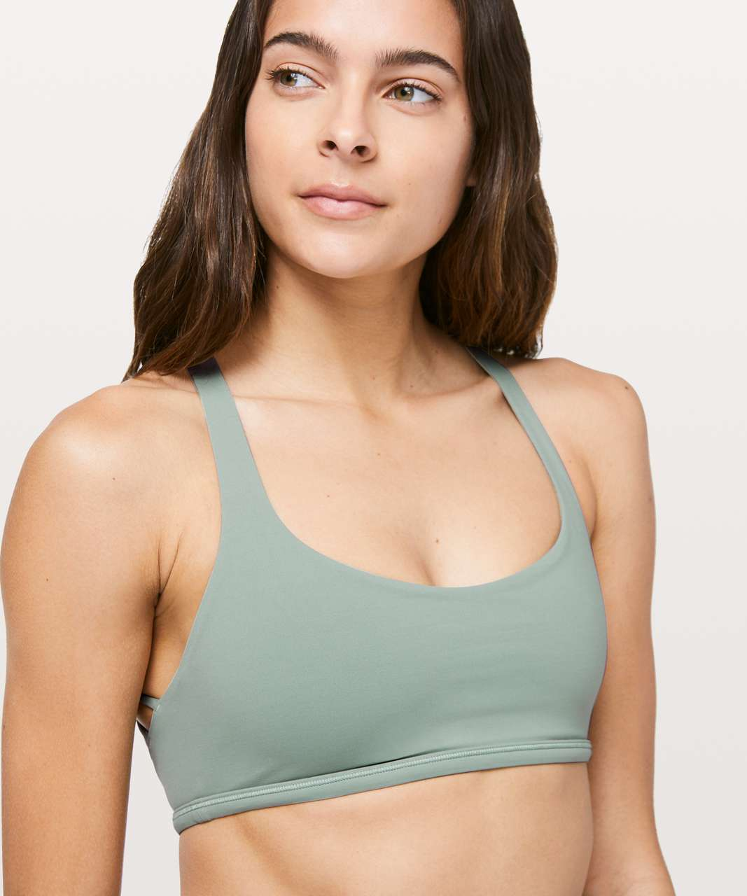 Lululemon Free To Be Bra (Wild) - Palm Court