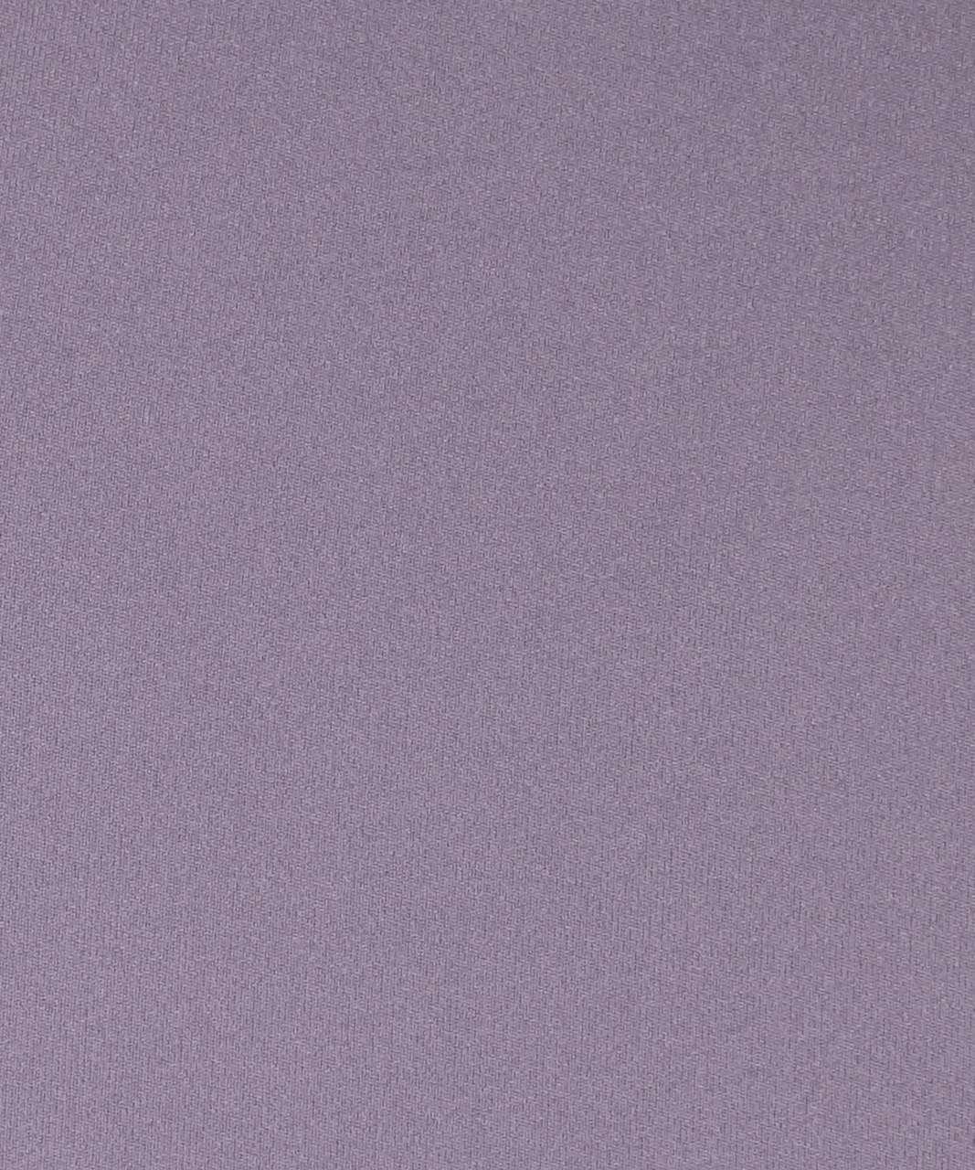 "Lululemon Pace Rival Crop *22"" - Graphite Purple"