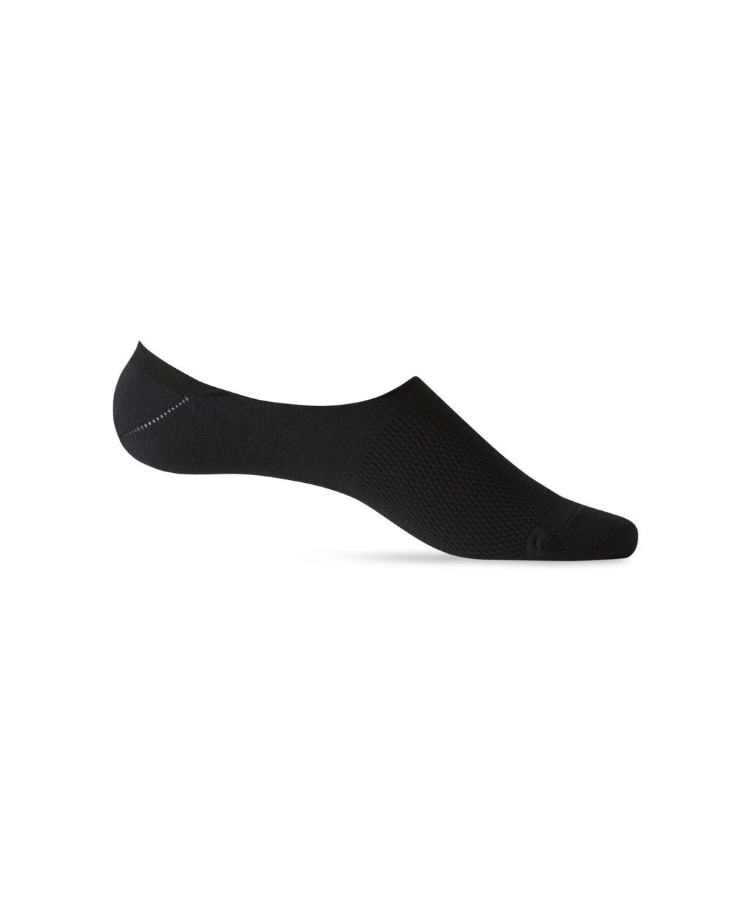 Lululemon Secret Sock - Black (First Release)