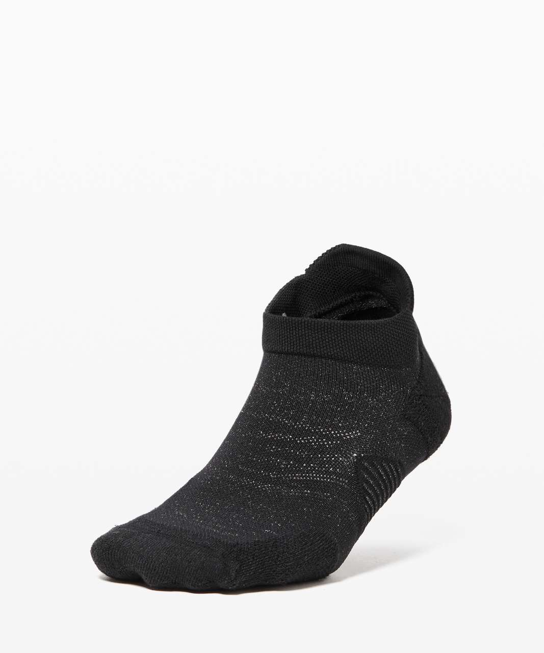 Lululemon Speed Sock *Silver - Black
