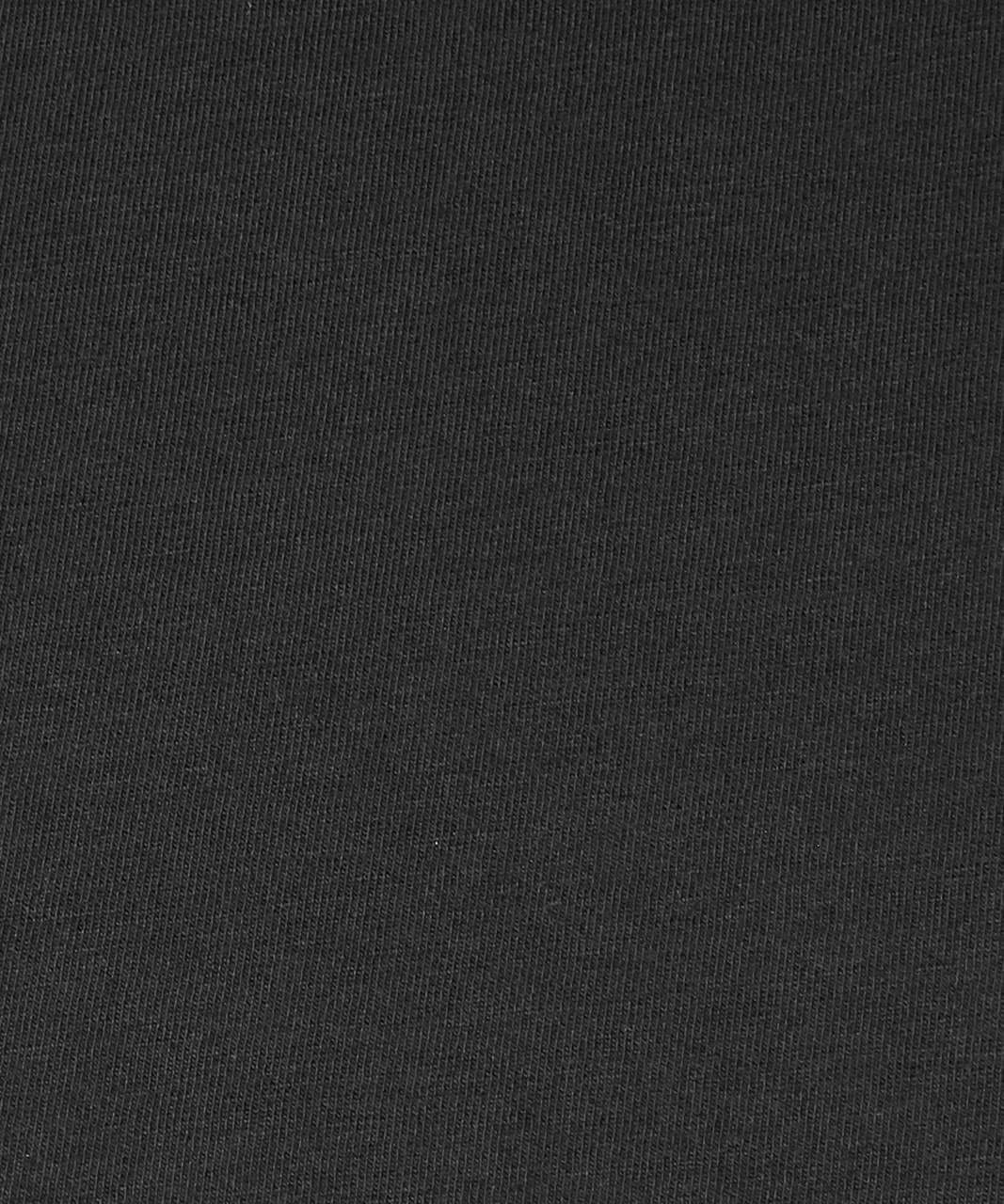 Lululemon Love Tank *Pleated - Black (Third Release)