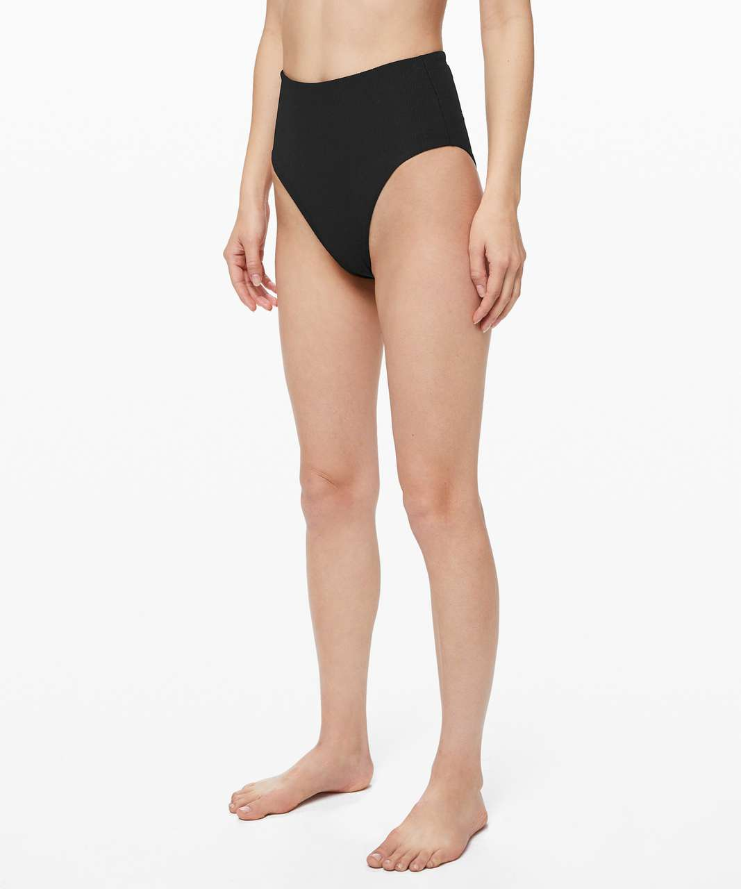 Lululemon Clear Waters High-Rise Skimpy Bottom - Black