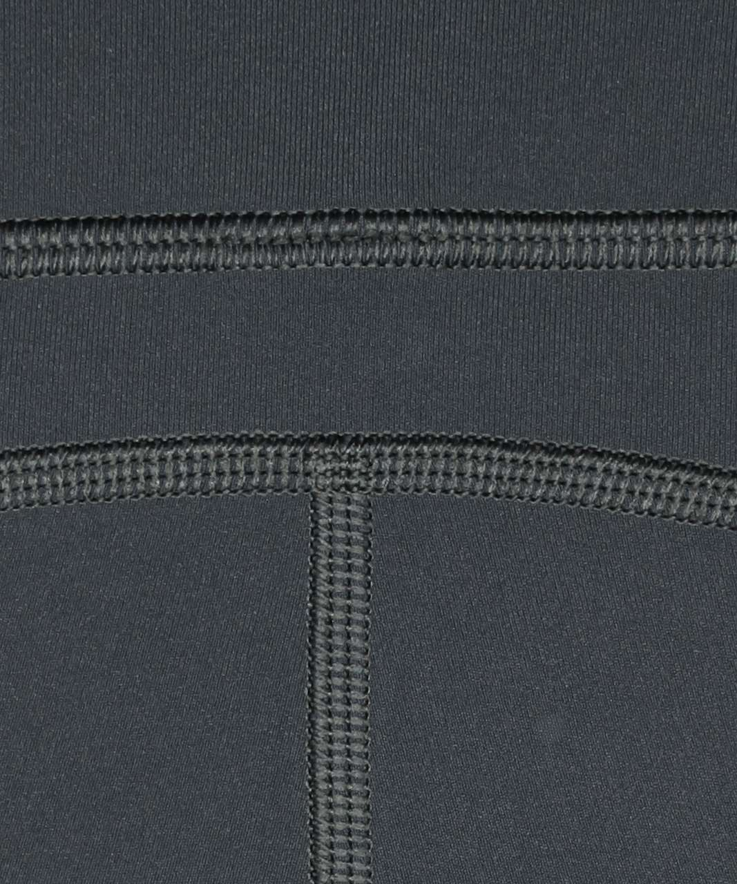 """Lululemon All The Right Places Crop II *23"""" - Melanite"""