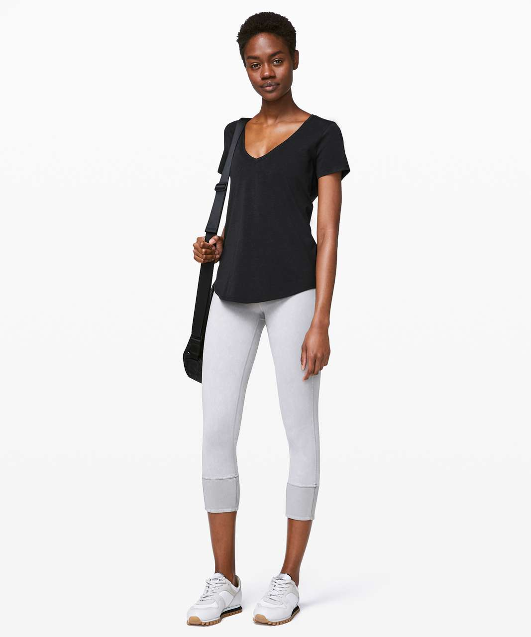 Lululemon Love Tee V - Black