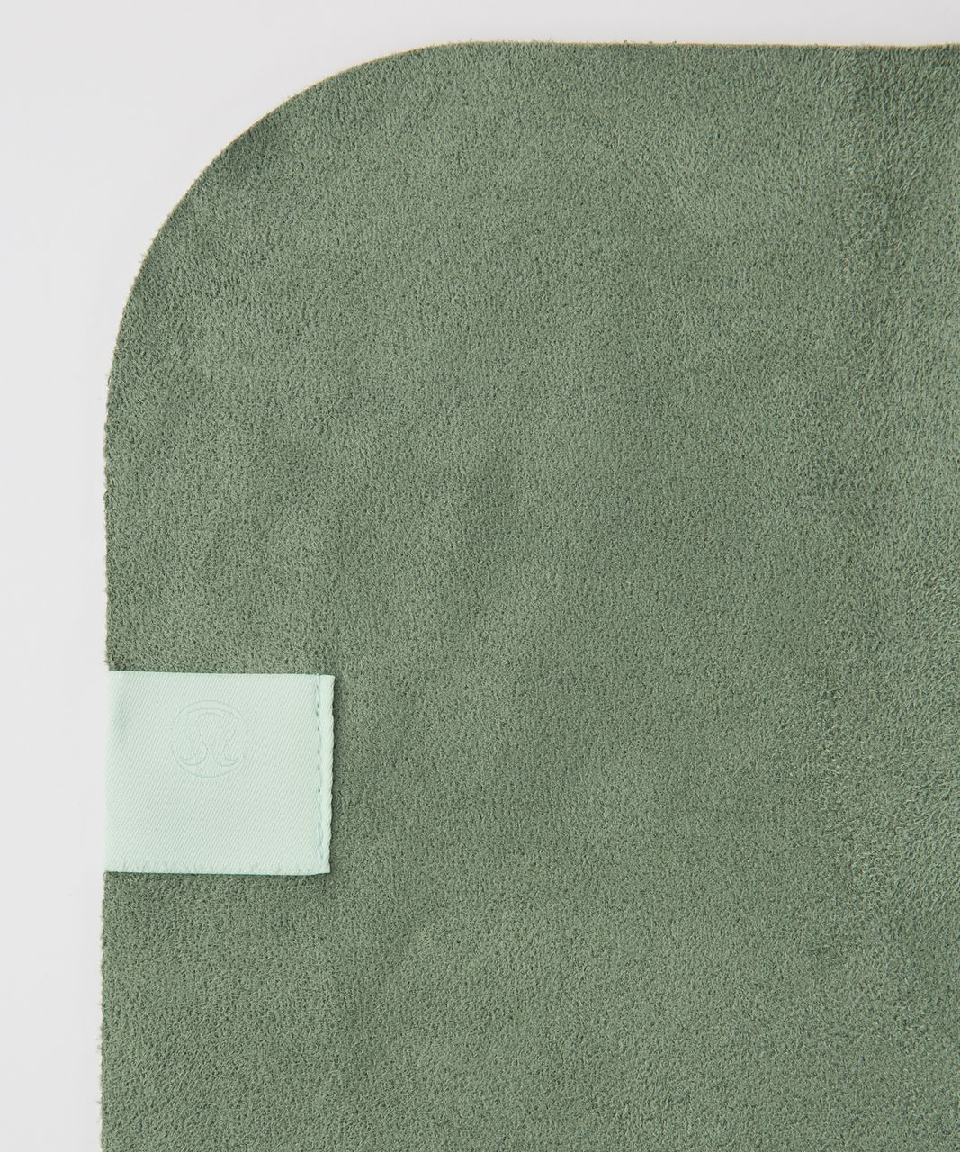 Lululemon The (Small) Towel - Desert Olive / Sea Mist / Sea Mist