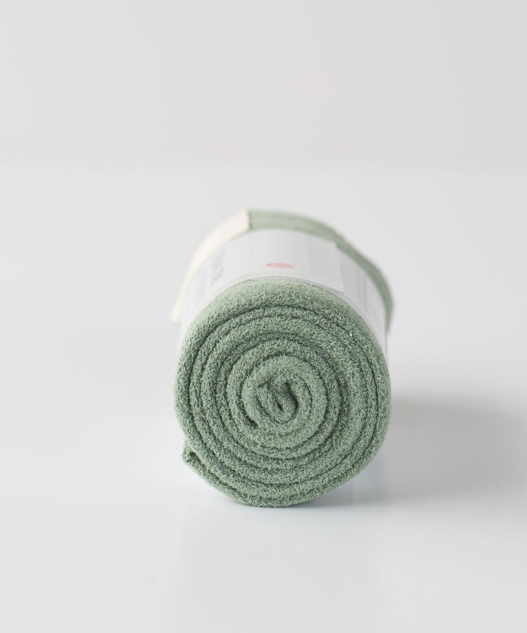 Lululemon The (Small) Towel - Desert Olive