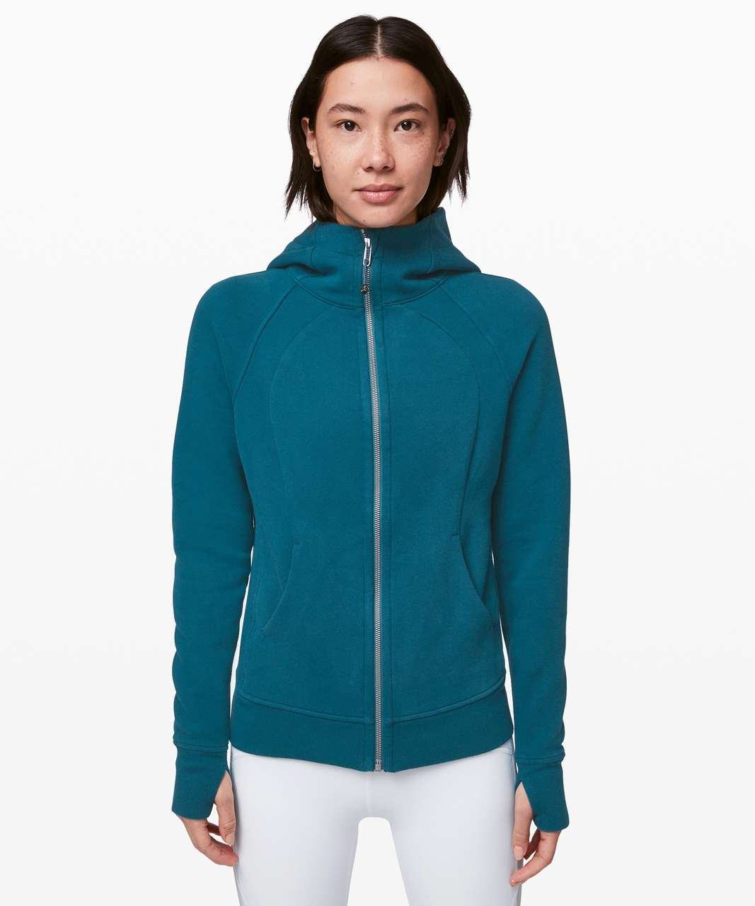 Lululemon Scuba Hoodie *Light Cotton Fleece - Cyprus