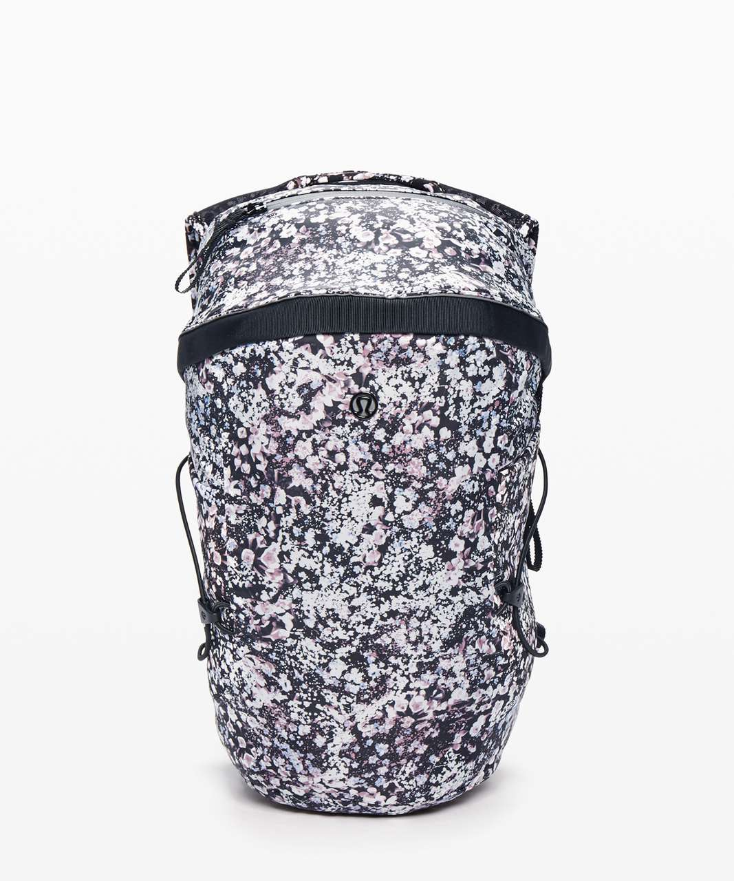 Lululemon Run All Day Backpack II *Womens Fit 13L - Floral Spritz Multi