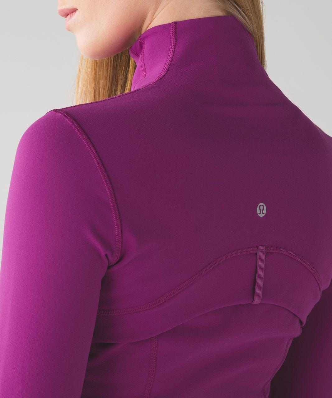 Lululemon Define Jacket - Regal Plum