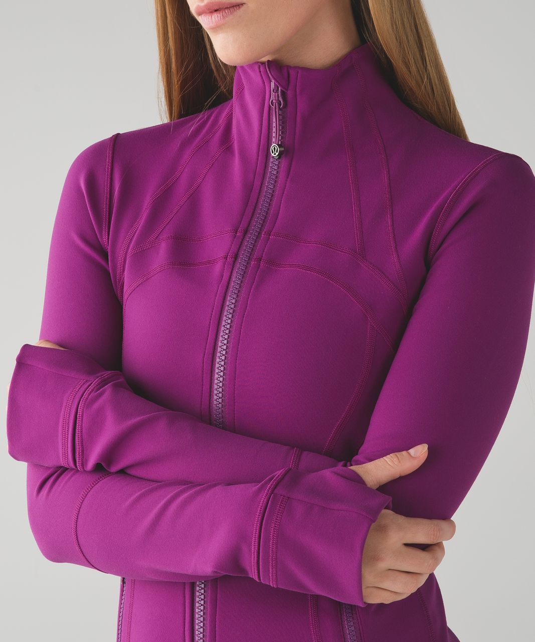 Lululemon Define Jacket - Regal Plum